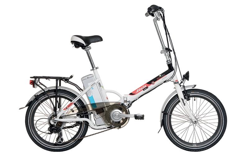 Bicicletta Elettrica Atala Pieghevole