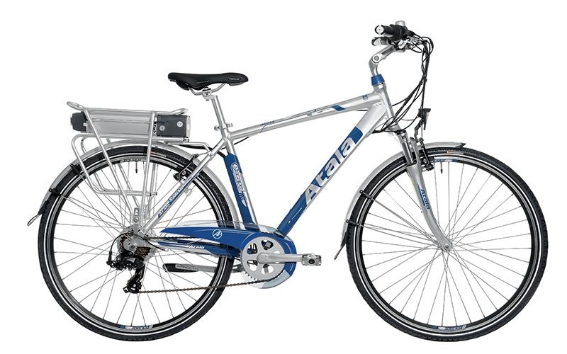 Bici A Pedalata Assistita Uomo Atala E Scape S Motore Brushless