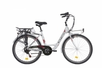 Bicicletta elettrica donna city E-Run [Atala]