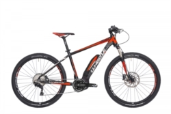 Bicicletta elettrica mtb hardtail unisex YONDER S [whistle]